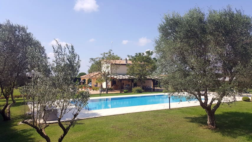Villa Macallè 3min Maglie 10min Otranto  4+1beds - Muro Leccese - Departamento anexo