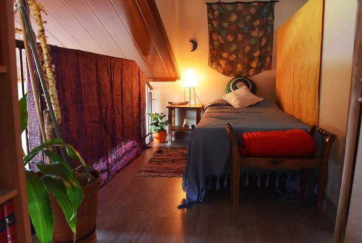 Cozy space on foot of Montserrat - El Prat - Hus
