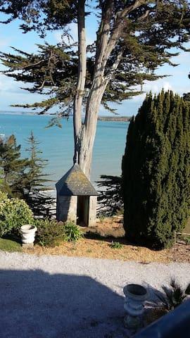Manégor, villa au bord de l'eau - Saint-Cast-le-Guildo - Casa