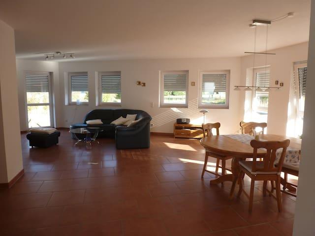 Große Wohnung im Mittelrhein Tal - Sankt Goar - Departamento