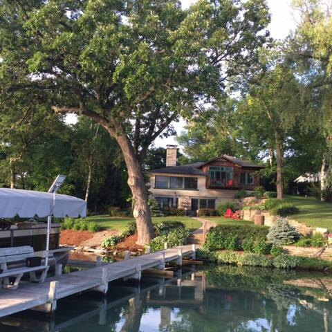 2017 US Open_Erin Hills Lake House Retreat - Hartford - Hus