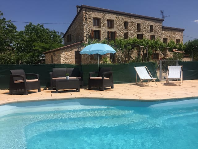 Country house with swimming pool - Aldover - Townhouse