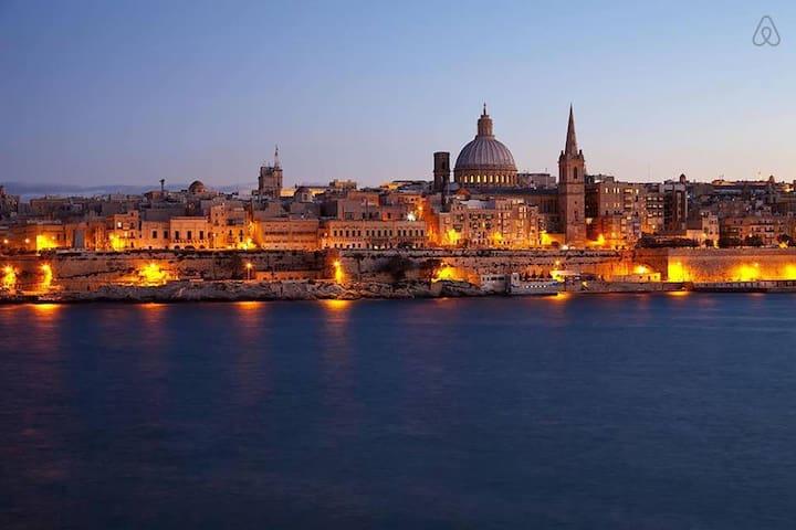 Valletta City Centre Apt 3 - Valletta - Departamento