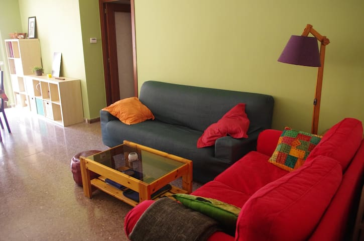 Ideal bedroom for UAB and Barcelona - Cerdanyola del Vallès - Leilighet