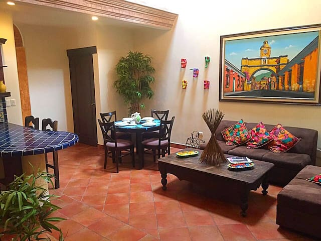 Beautiful apartment in Antigua - Antigua Guatemala - Wohnung