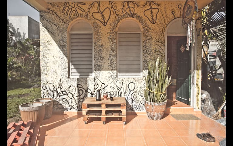 The Painter House-Bacalar. - Bacalar