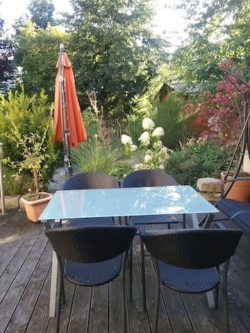 Unsere zentrale schöne Wohnung - Paderborn - Apartemen