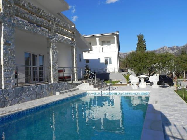 Detached villa with swimming pool - Bar - 獨棟