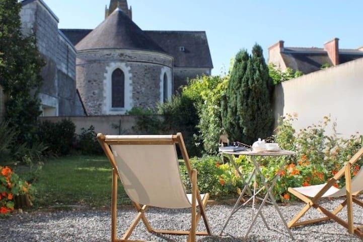 Chambre d'hôte le Fresne sur Loire (près d'Angers) - Le Fresne-sur-Loire