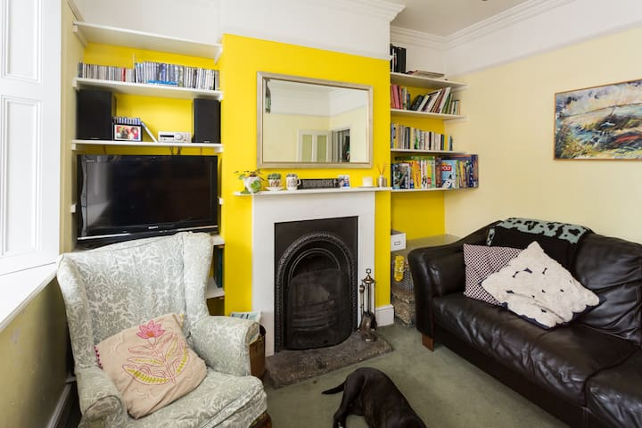 Family-friendly home for up to 4 - Sheffield - Rumah