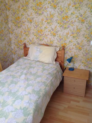 Yellow Room, Commugny. Switzerland. - Commugny