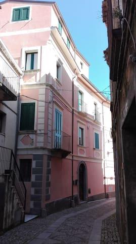 Dimora Storica nel Borgo Medievale di Badolato - Badolato - Rumah