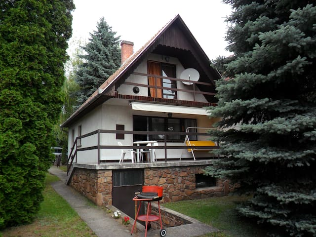 Kalász House at Lake Velence - Sukoró - Casa