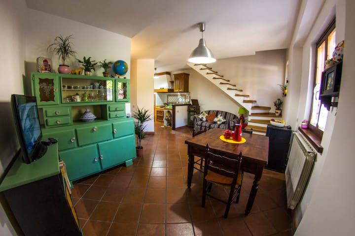 Cute Apartment Close to Rome City Centre - Palestrina - Vila