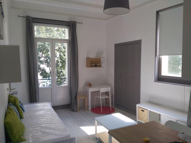 Studio meublé centre-ville - Vichy - Leilighet