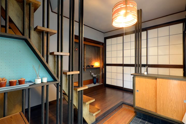Modern Japanese house w/ garden - Toshima-ku - Maison