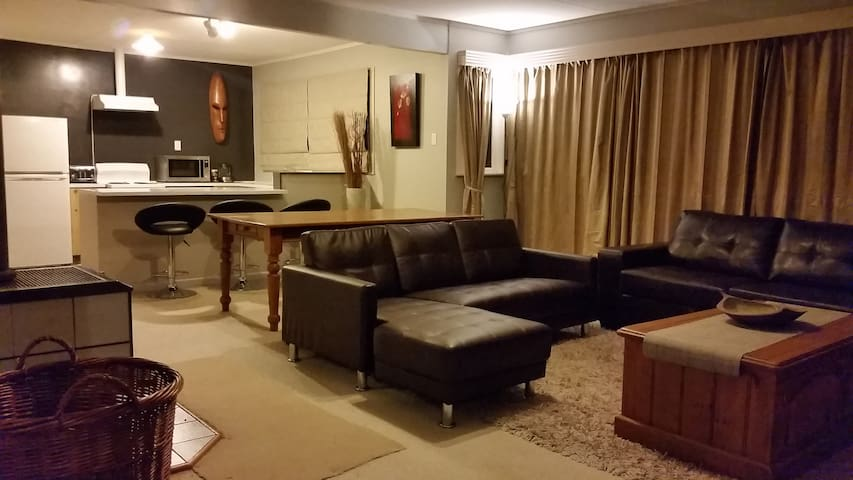 La Maison Ruapehu - National Park, Ruapehu - National Park - Huis