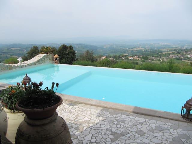 Il Panorama - Calvi Dell'umbria