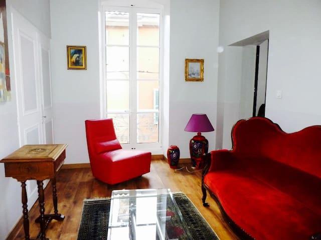 Bel appartement refait à neuf , cosy et design. - Voiron - 公寓