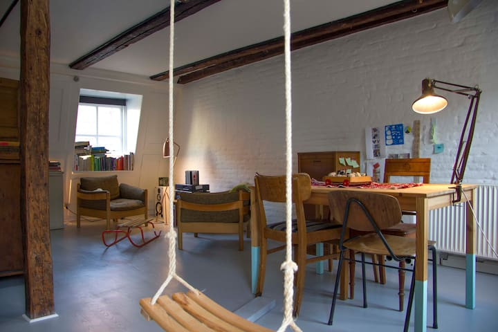 The Dollhouse - Kopenhagen - Loft