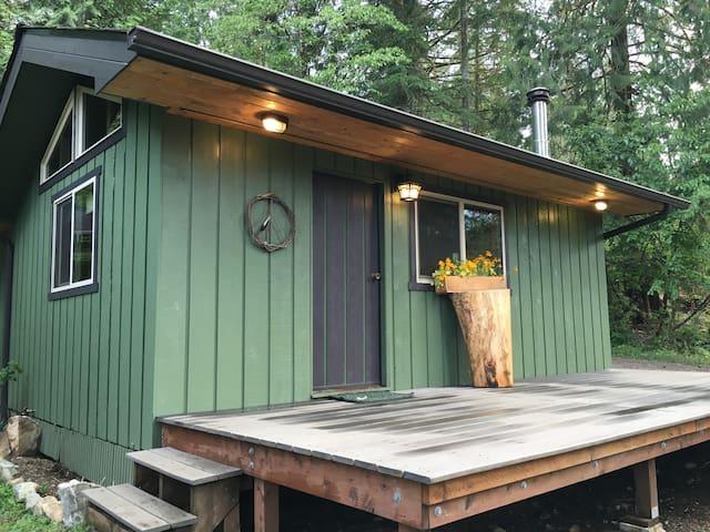 Cozy Union Cabin in Prime Location - Union - Chalet