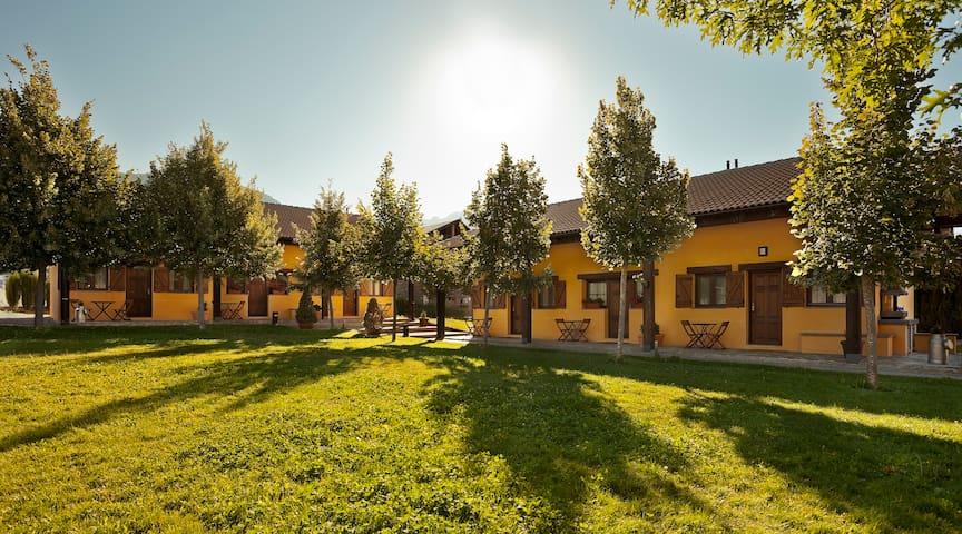 La Estibialla. Apartamentos de Turismo Rural Campo - Campo - Talo