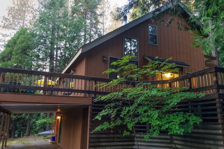 Forest Home - Twain Harte - Casa