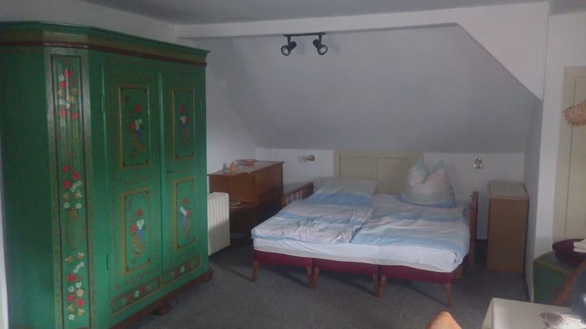 Dachwohnung Zimmer 3 - Rudolstadt - Appartement