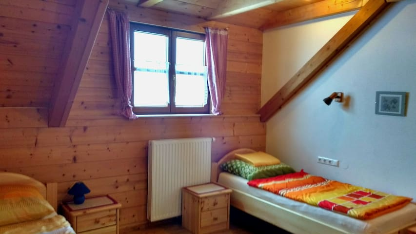 Zimmer für Zwei im Grünen - Sankt Andrä