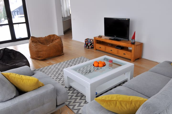Cozy, family and group friendly Vila Noel - Predeluț - 一軒家