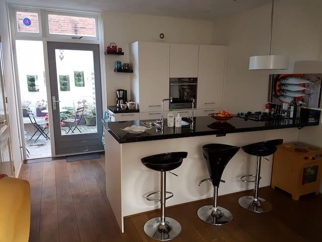 Mooi huis met bad, kindvriendelijk - Groningen - Casa