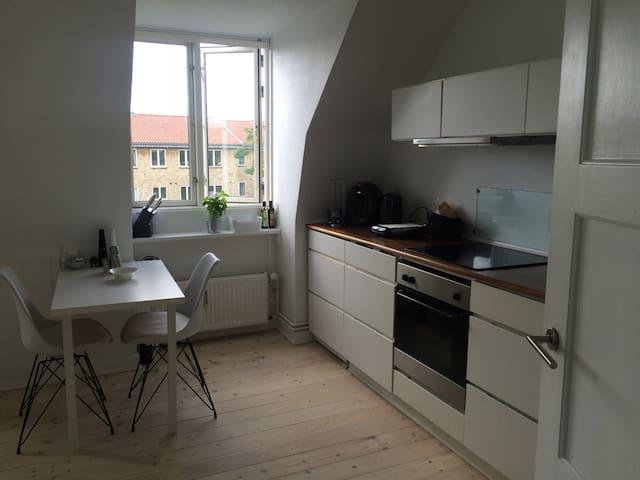 Cosy little apartment -  close to metro - Kopenhaga - Apartament
