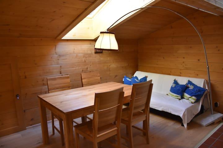 gemütliches Apartment für 3-4 Pers am Arlberg - Pettneu am Arlberg - Apartamento