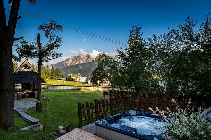 Luxury villa for 12 people - Kościelisko - Maison