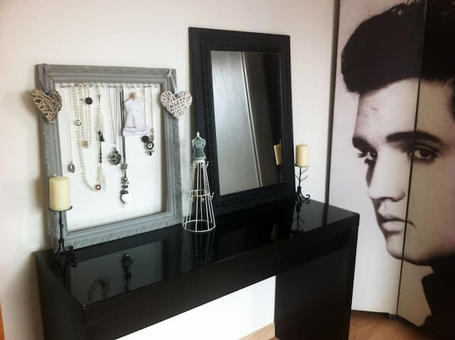 Chambre privée cosy proche Lille - Marquillies - Casa