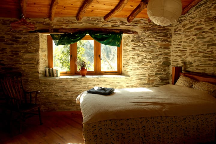 Stunning Eco Retreat Nr Waterfalls - Benfeita - Byt
