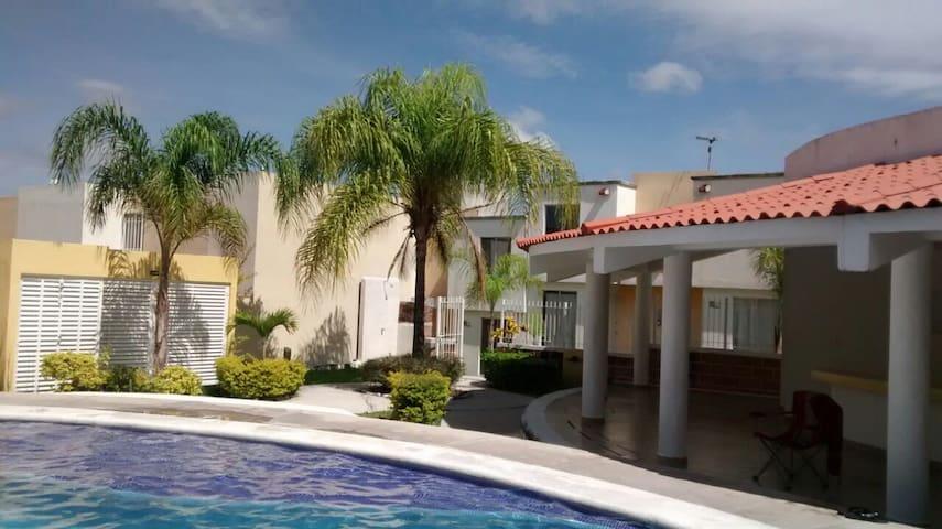 Casa Los Sauces, Cuautla, Morelos - Cuautla - Haus