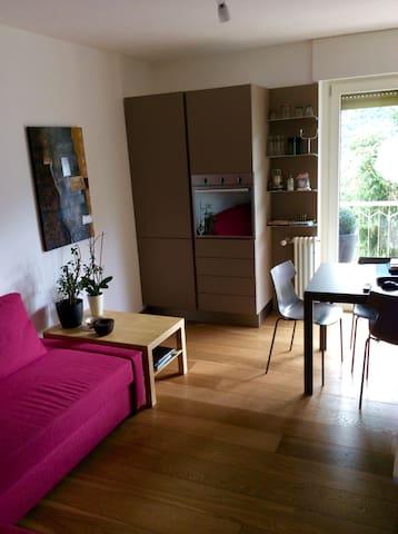Appartamento monti e relax - Saint-Vincent - Appartement en résidence
