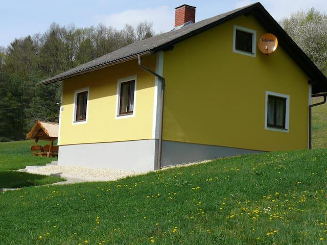 Ferienhaus Dreiländereck - Minihof-Liebau