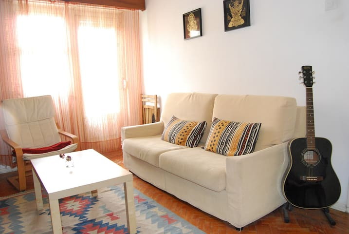 By the river vintage flat - Cruz Quebrada - Appartement