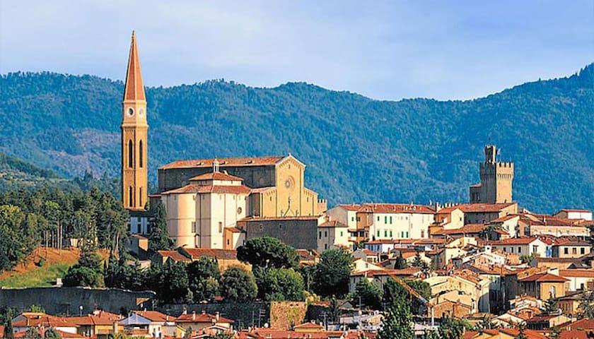Stanza nel cuore di Arezzo - Arezzo - Departamento