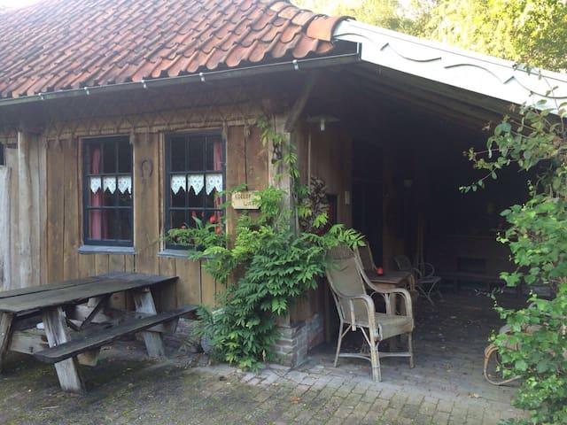 Roelof's Wark, knus huisje met ruime bedstee - Smilde