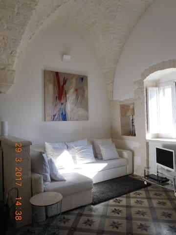 Sotto Le Stelle: luxurious star-vaulted apartment - Cisternino - Leilighet
