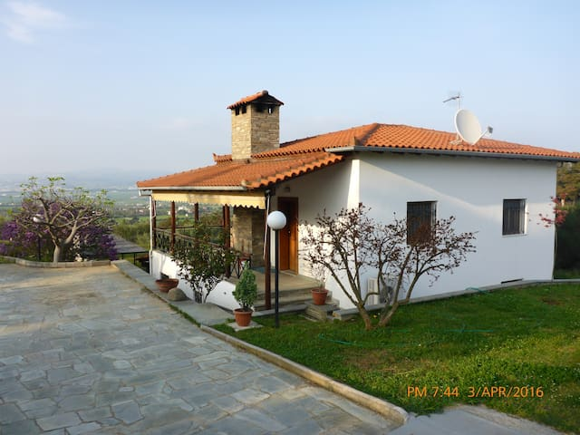 Our house on top of the hill... - 塞薩洛尼基