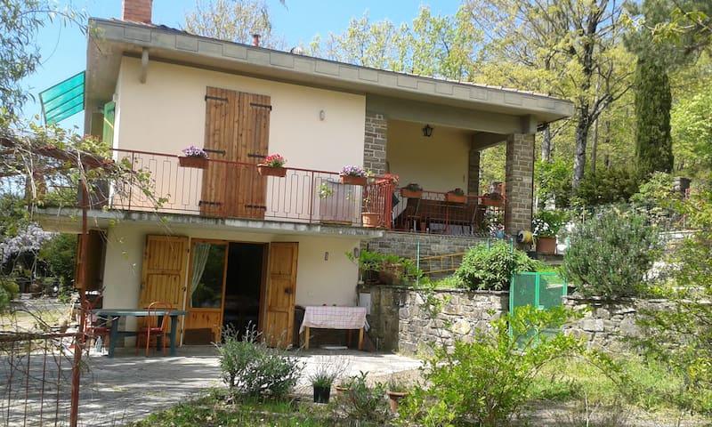 Casa in campagna per weekend o per breve periodo - Borselli - Casa