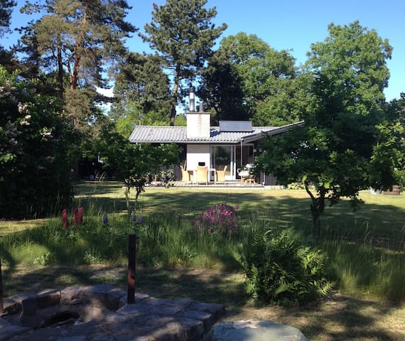 Summer cottage near beach and forest - Vig - 小木屋