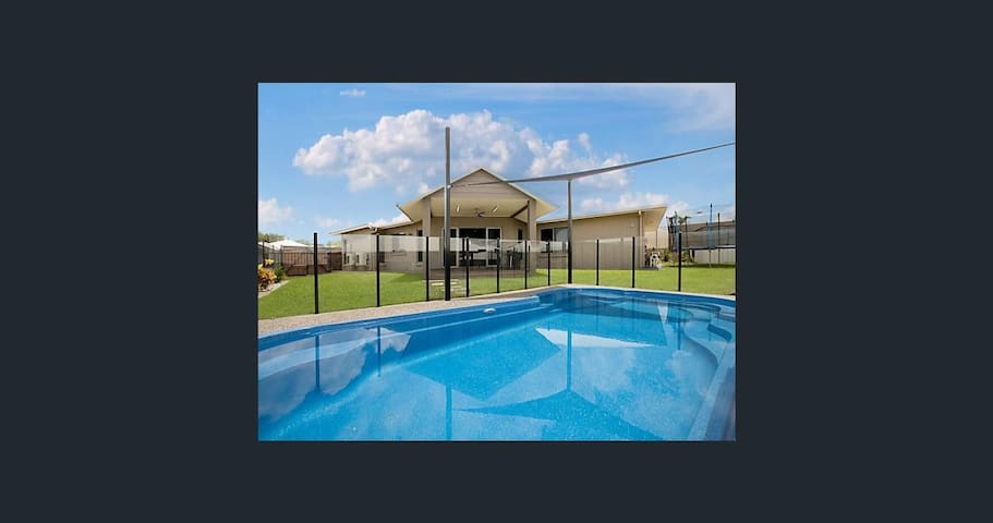 Palmerston Oasis with lots of Room - Rosebery - Rumah