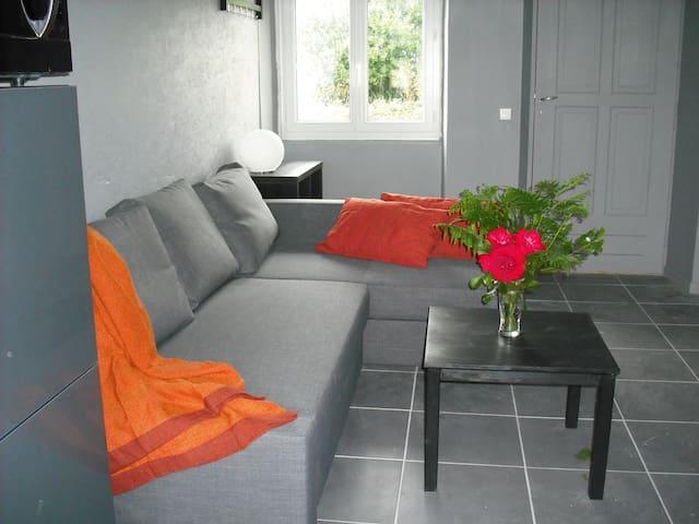 Gîte au jardin - Carrouges - Дом