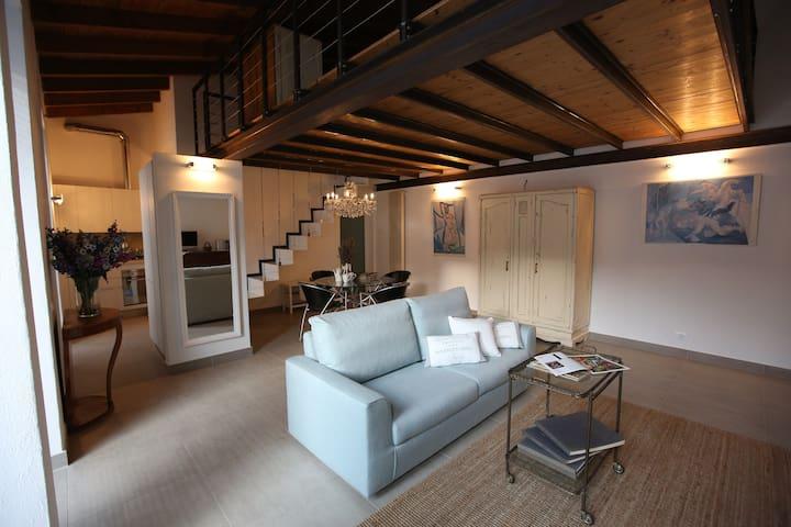 OpenSpace Bergamo City - Bergame - Loft