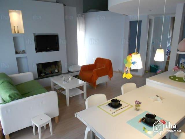 Holiday spacious appartment in Villea Village - Kalamitsi - Apartamento